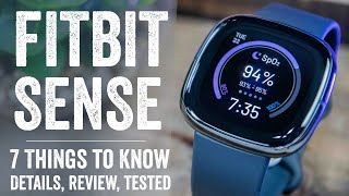 Fitbit Sense In-Depth Review: All the Data Without the Clarity