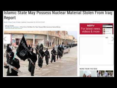 Islamic State May Possess Nuclear Material Stolen