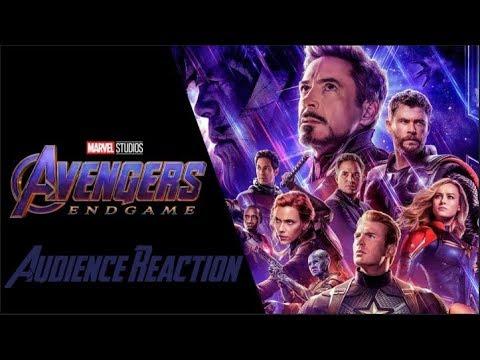 Avengers Endgame | INSANE AUDIENCE REACTIONS! | April 25th 2019