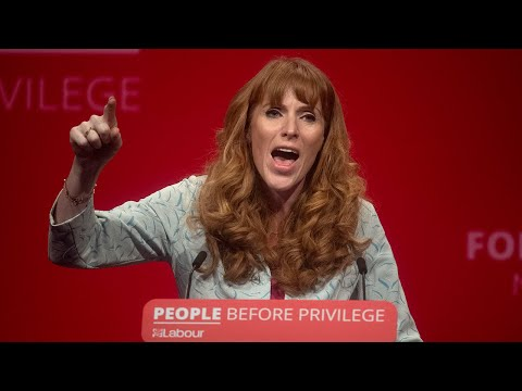 WATCH AGAIN: Labour MP Angela Rayner addresses Labour Party Conference 2019