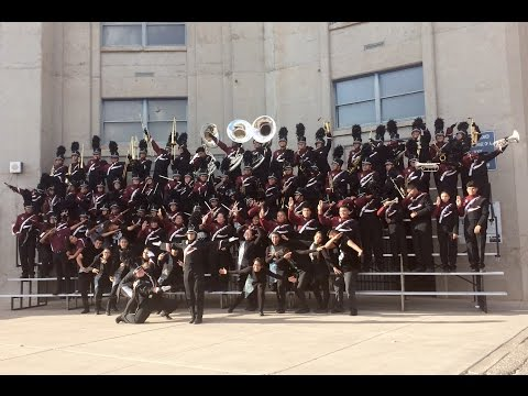 DESERT VIEW HIGH SCHOOL 2016 Pride of the Jaguars Marching Band