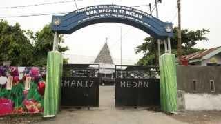 Roadshow Hari ke 13 SMA Negeri 17 Medan