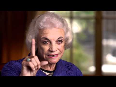 Sandra Day O'Connor: First Senate Magority Leader