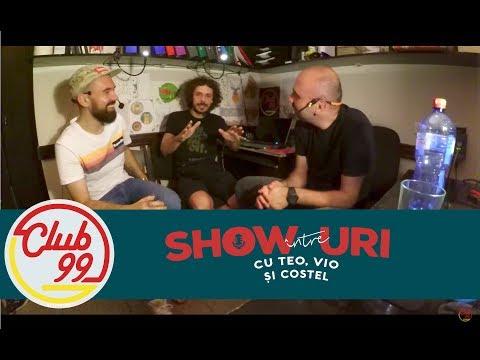 Podcast #128 | Toti avem o viata esuata | Intre showuri cu Teo Vio si Costel