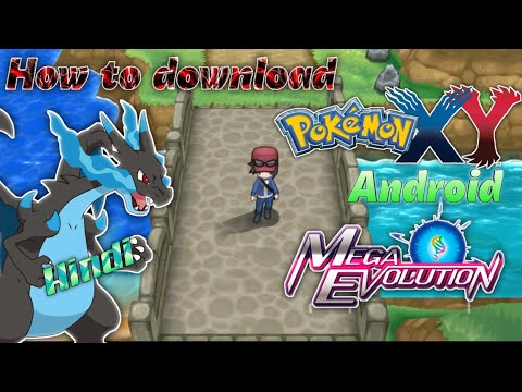 How To Download Pokémon X On Android Explain In Hindi