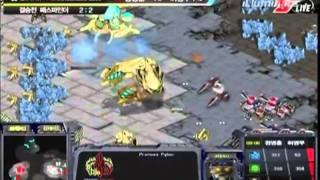 Jinair OSL 2011 Final Fantasy vs JangBi