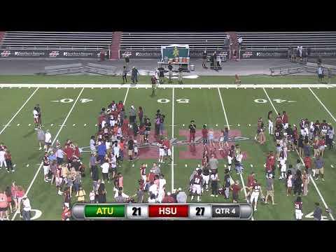 Reddies Football vs. Arkansas Tech   Sept. 21, 2019