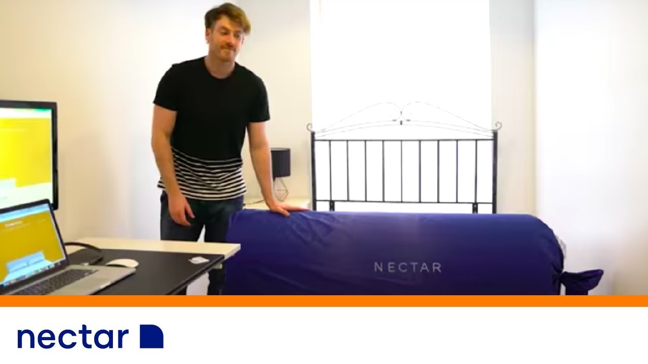 "Nectar Sleep Reviewer Quotes for ""The Most Comfortable Mattress"""