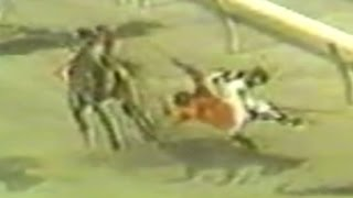 JOCKEY ACCIDENTS IN PUERTO RICO - Part One