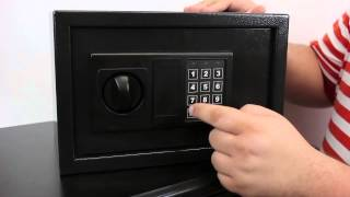 Stalwart Electronic Steel Safe - Featured Product on TumbleDeal.com
