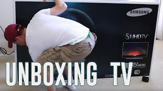 UNBOXING: Samsung 65