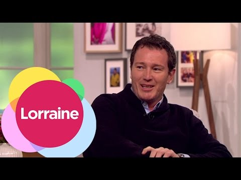 Nick Moran On Down Dog | Lorraine