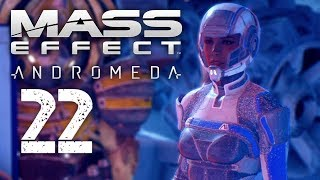 Mass Effect™ Andromeda Walkthrough (PS4) #022 - CORA HARPER: DIE ASARI ARCHE #2