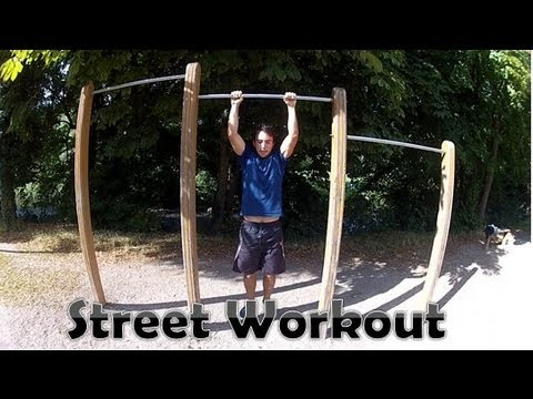 comment commencer street workout