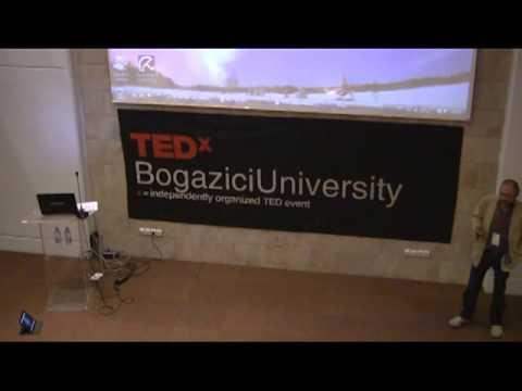 The Road to Happiness: Ali Perret at TEDxBogaziciUniversity