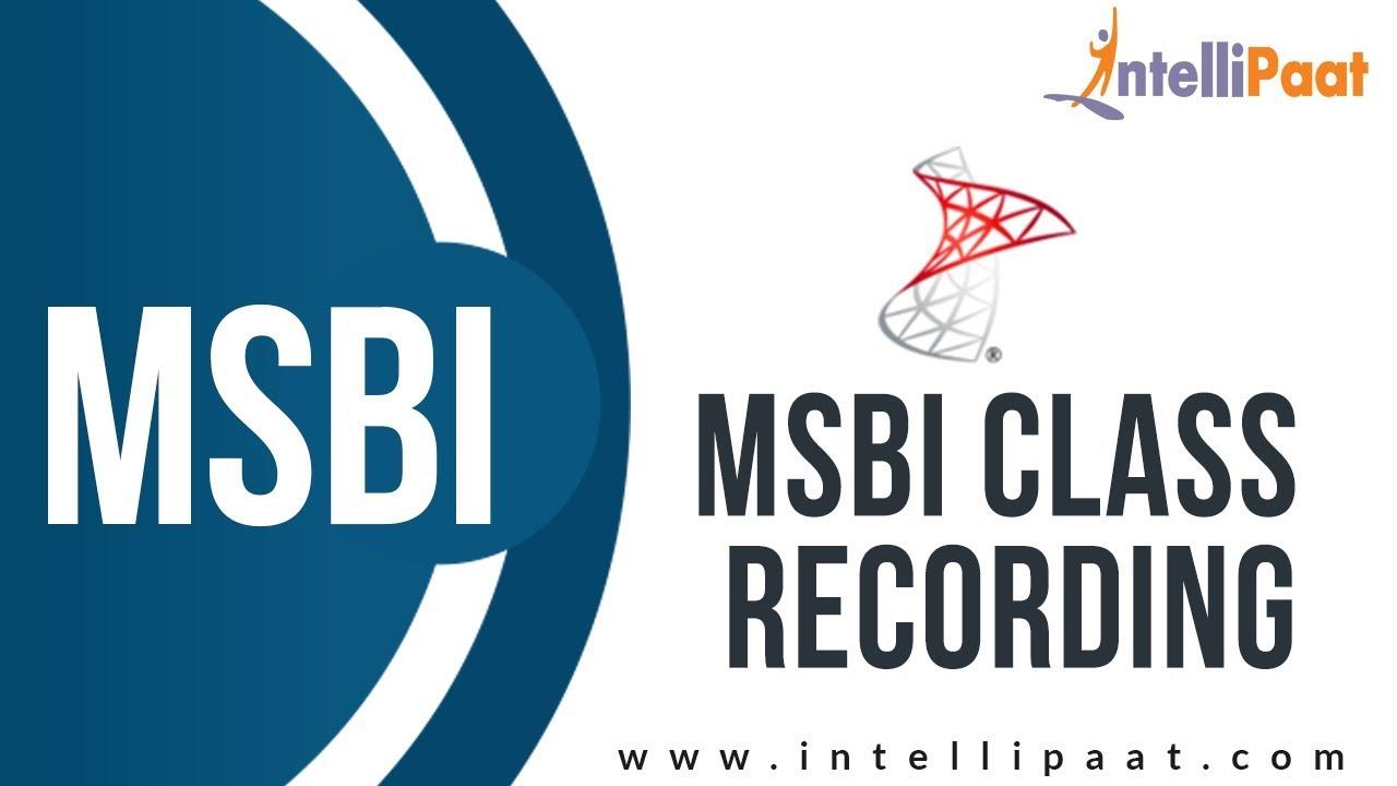 Msbi previous class recording msbi tutorial intellipaat youtube msbi previous class recording msbi tutorial intellipaat xflitez Gallery