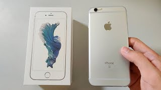 Unboxing: iPhone 6s in 2020