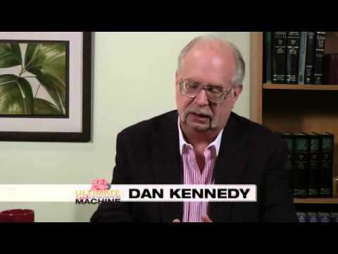 The Ultimate Lead Generation Machine with Dan Kennedy & Dave Dee (1 of 4)