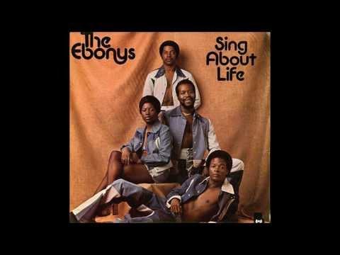 The Ebonys - One Thing On My Mind