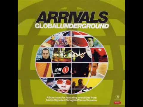 Global Underground - Sampler 2: Arrivals (mixed by The Forth)