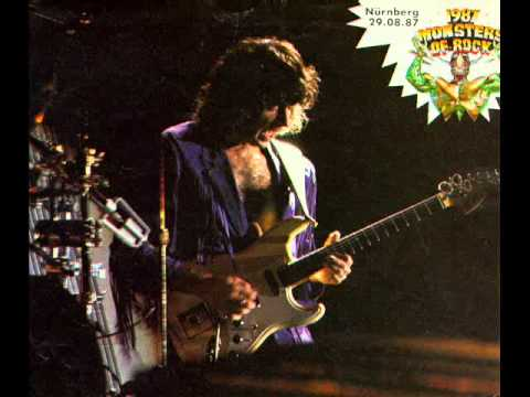 Deep Purple - The Unwritten Law (Live In Milan 1987)