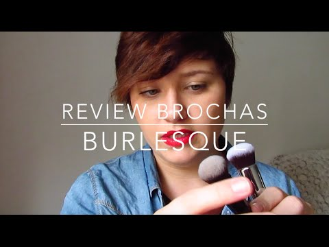 Review Brochas Burlesque