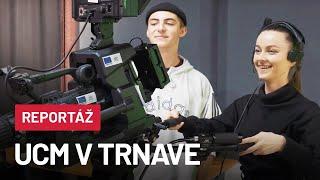 Prečo študujú mladí z celého Slovenska v Trnave? (UCM v Trnave)