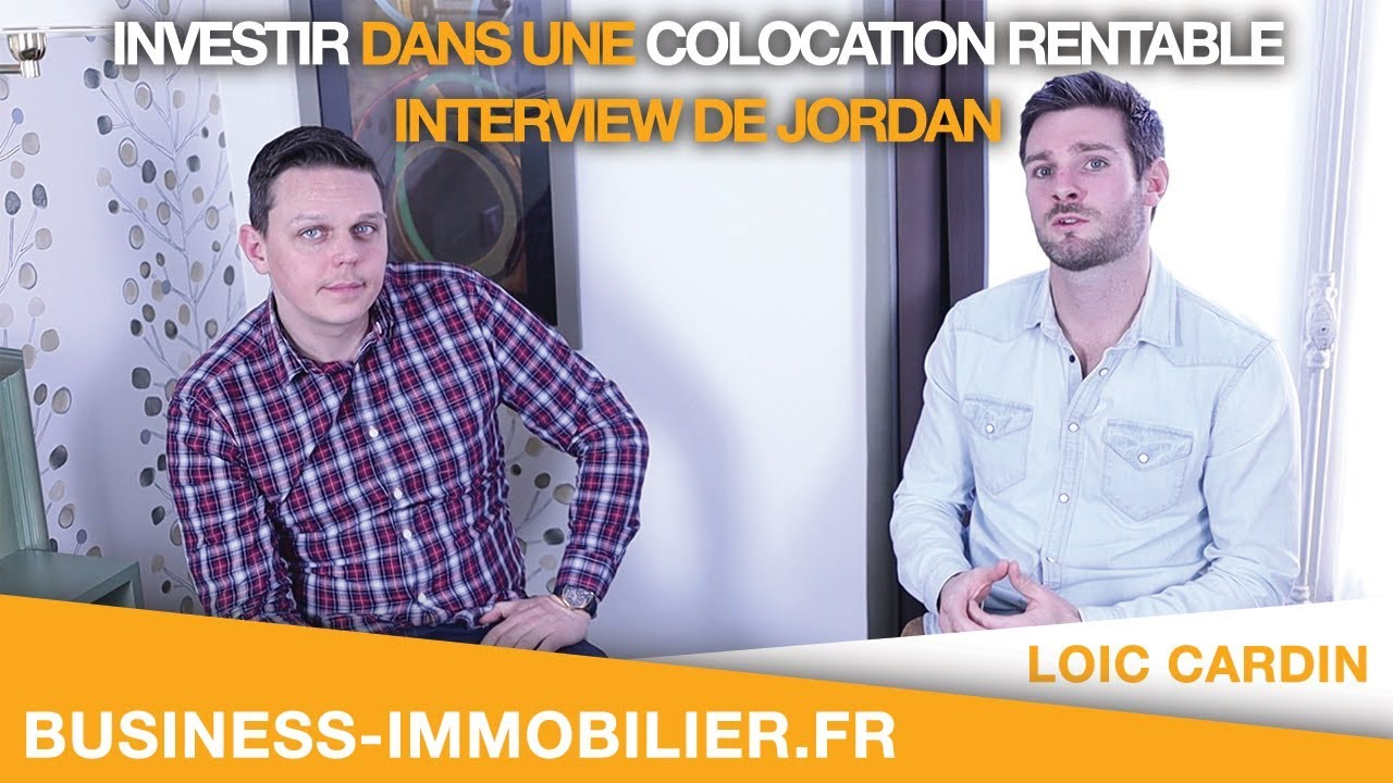 investir immobilier colocation