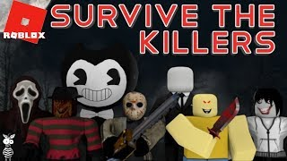 So.... I Played a Scary Game Today. (Roblox Scary Mini Games)