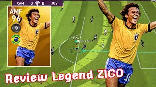Review Legend AMF 96 Rating ZICO - Pes 2020 Mobile