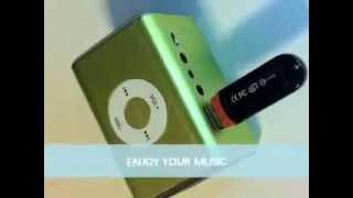 Der REALANGEL ® MP3-Player Musikwürfel von www.Realtronic.de !
