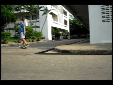 My Skate Video - Robbie O'Hearn