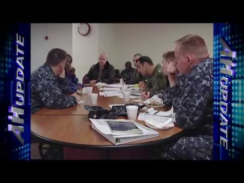 Sailors, Maritime Professionals Prepare for Cutlass Express 13