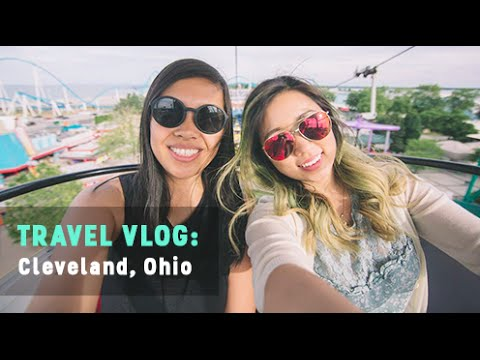 Travel Vlog: Exploring Cleveland, OH