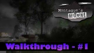 Montague's Mount Complete Walkthrough - Part 1 (PC, Mac, Linux) Gameplay