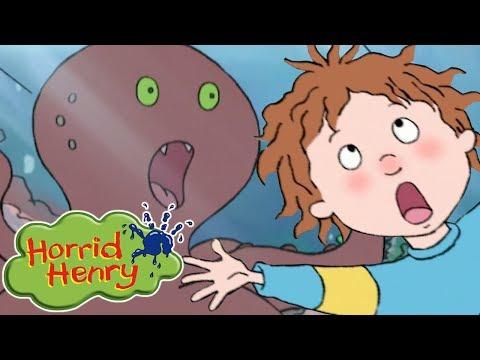 Horrid Henry - Aquarium Trip | Videos For Kids | Horrid Henry Episodes | HFFE