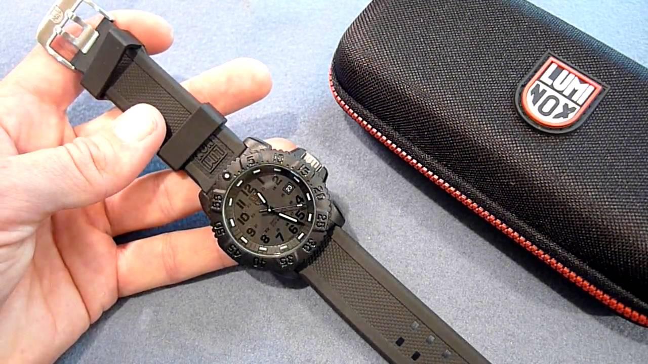 Luminox 3051 Blackout Watch Review