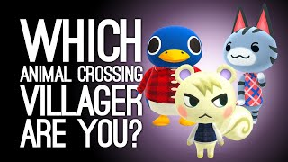 What Animal Crossing Character Are You? Luke and Ellen Take the Tests!