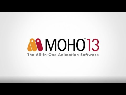 Introducing Moho 13 Animation Software