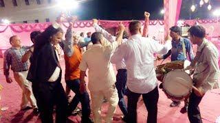 Pahari Marriage Dhol Dance || Punjabi Dhol Bhangra || Desi Dance