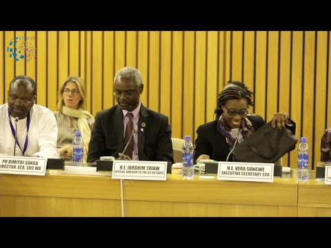 Side Event 11: United  Nations Integrated Strategy for the Sahel