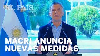 MACRI lanza ayudas a la clase media argentina para revertir la catástrofe electoral