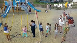 А вы уже были в обновлённом парке Волжский?  Летаем с #powernet34