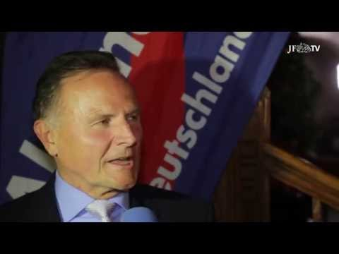 JF-TV Direkt: Georg Pazderski zum Wahlergebnis in Berlin
