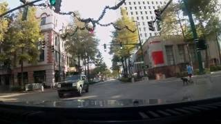 Lafayette,LA downtown