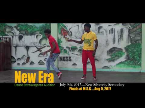 NEW ERA ENTERTAINMENT DANCE EXTRAVAGANZA 09TH JULY 2017 AUDITION
