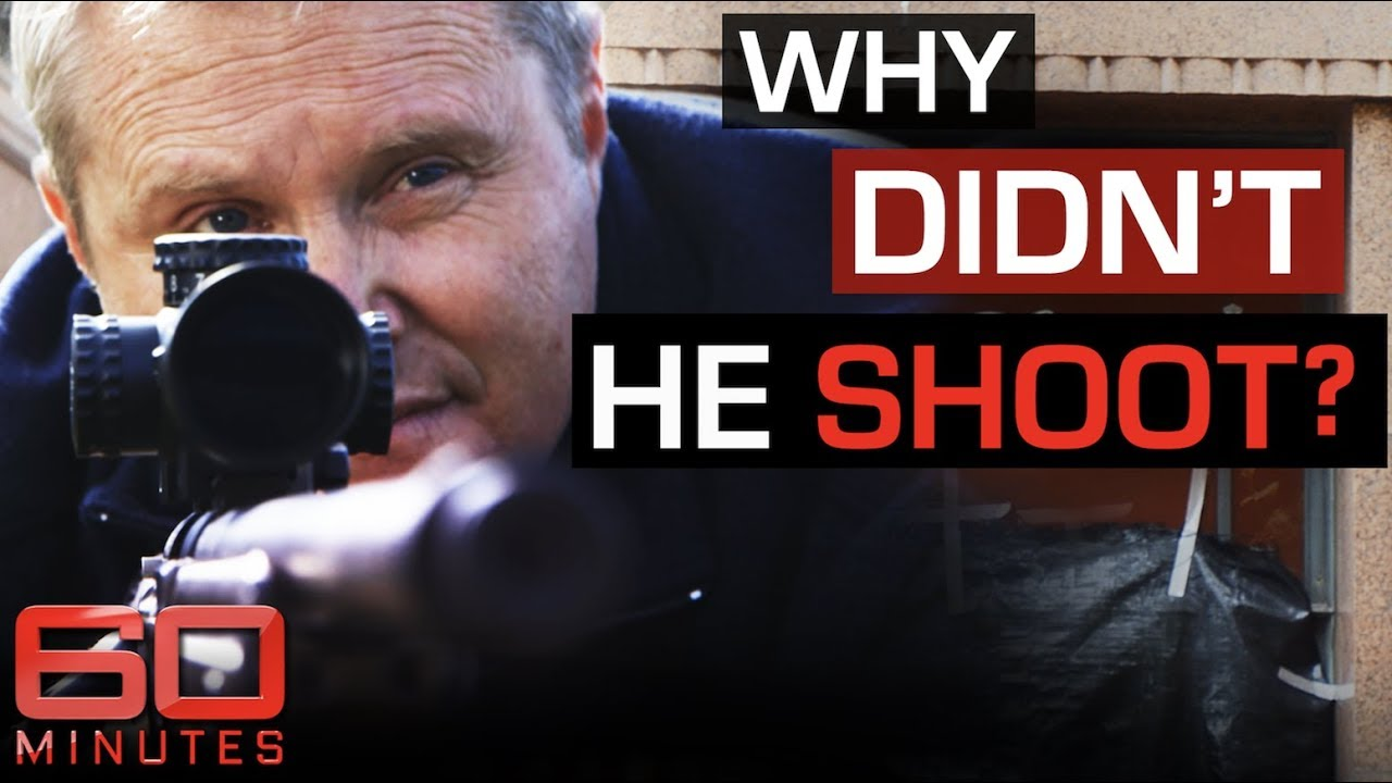 EXCLUSIVE: The sniper inside the Sydney Lindt Cafe siege | 60 Minutes Australia
