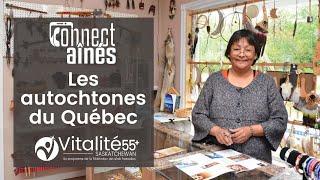 ConnectAînés - Les autochtones du Québec | Vitalité 55+ Saskatchewan