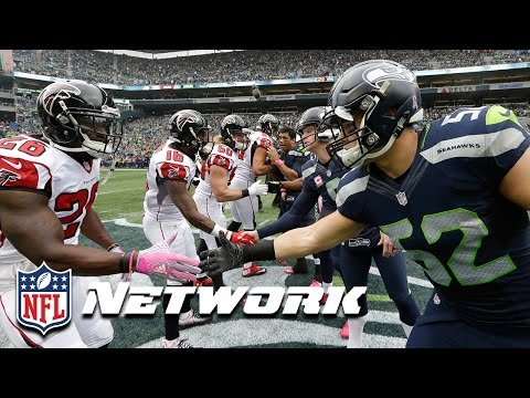 Seahawks vs. Falcons Divisional Round Game Preview with LT & Deion | NFL Network | GameDay Prime