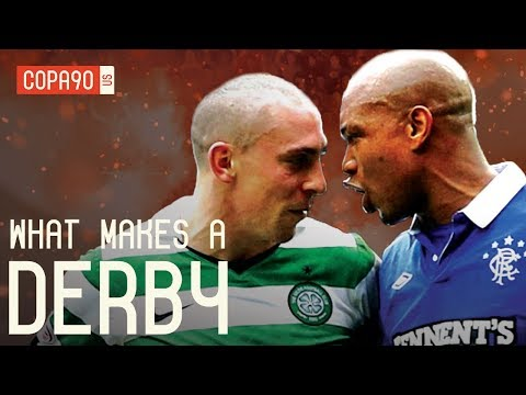 Derby Eclipse - What Makes a Rivalry Authentic | FFS